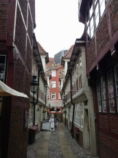a random backstreet