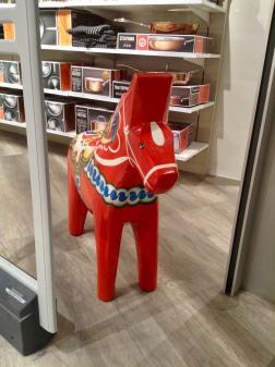 swedish horse!