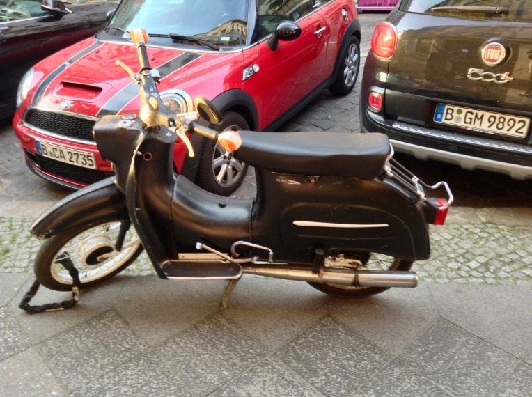 DDR motorcycle!