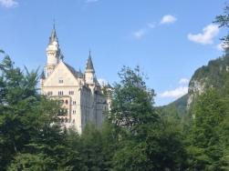 Neuschwanstein a little further away