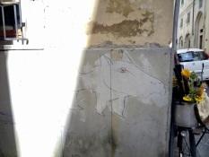 Florence street art. Def better than Berlin.