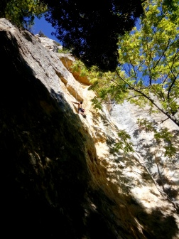 Florian on the extremely thin and technical 7b
