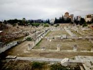 Keramikos Archaeological Site
